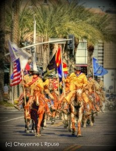 Hashknife Riders in Scottsdale Arizona